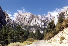 Mt. Whitney, California 1999