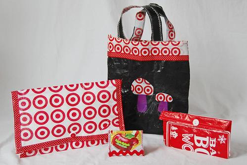 mushroom bag and bags