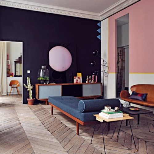 Gorgeous Paris Apartment of Jean-Christophe Aumas