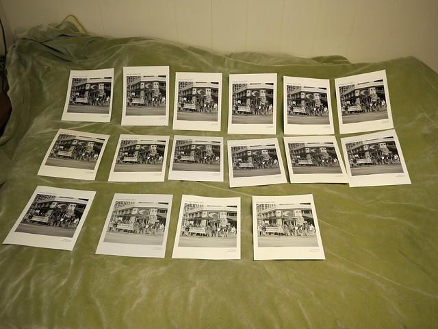 Folio Test Prints