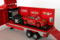 8486 Mack's Team Truck - Trailer 3