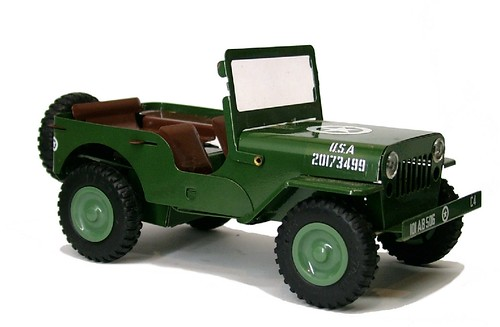 Ites Willys Jeep