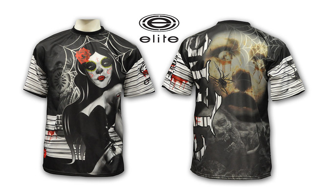 day of the dead jersey copy