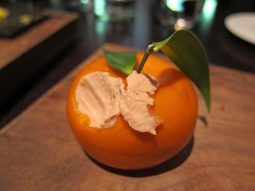 Inside a Meat Fruit