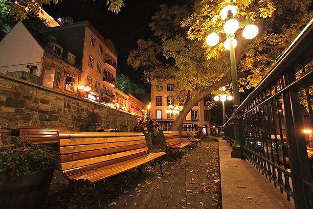 Place de Paris, Québec, Canada