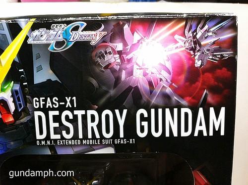 HCM Pro Destroy Gundam 1-200 GFAS-X1 Review (7)