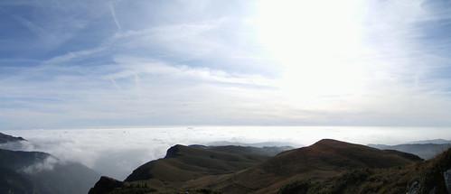 Fog over progno d'Illasi