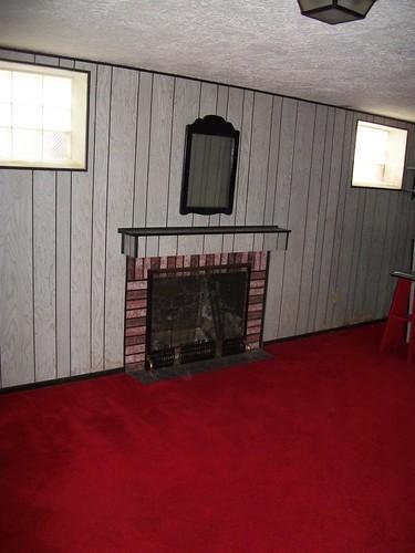 Red basement