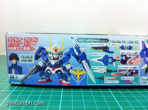 SD 00 Gundam Seven Sword G Review OOB Build GundamPH (3)