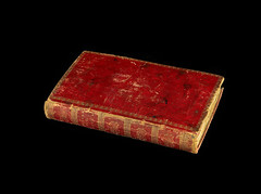 Cover - Jefferson Bible after treatment