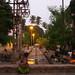 Sunset in Pondicherry