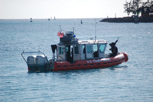USCG boat