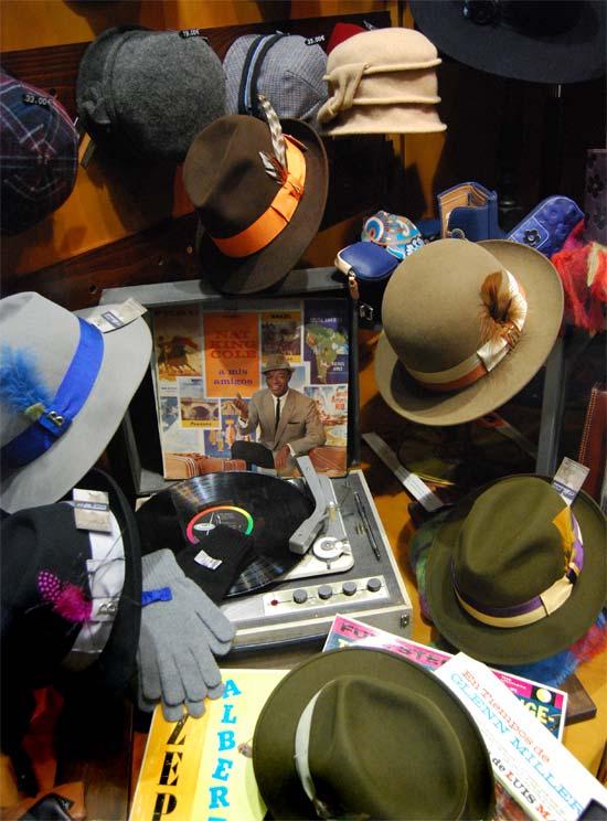 Música y Sombreros para el otoño 74d0d9b5e81
