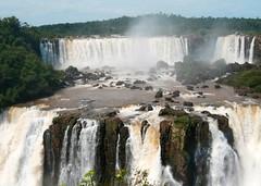 Brazil Waterfall