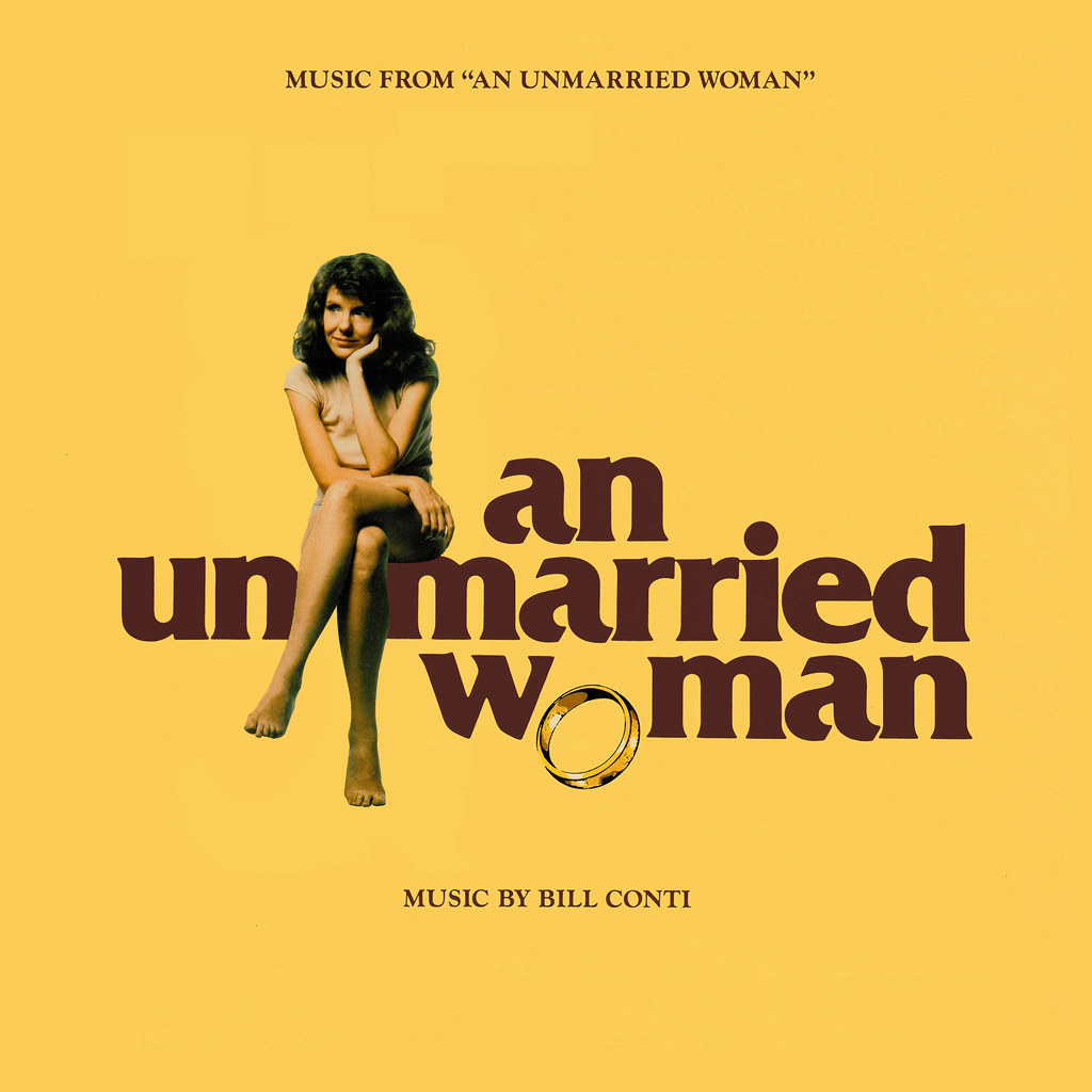 Bill Conti - An Unmarried Woman