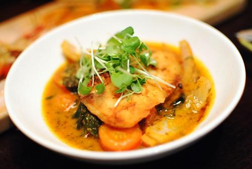 halibut stew