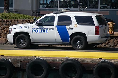homeland security vehicle