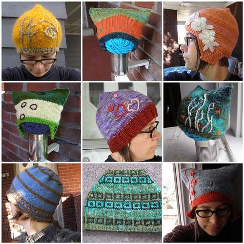 hats 2007