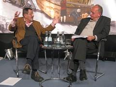 Günter Grass beim Netzwerk Recherche 2011