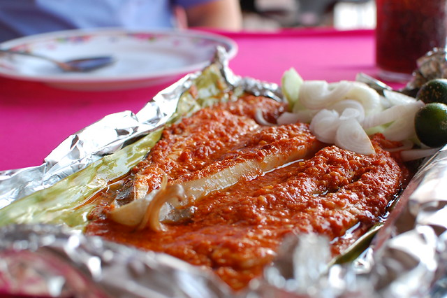 The trip: Portuguese baked fish