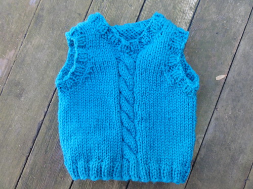Baby Boy Vest