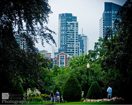 www.kevinnicolephoto.com. Boston Common Skyline, by thebucch