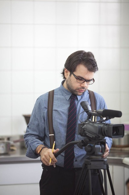 Jonathan Reveron (Director) - Foto de Marcel Cifuentes