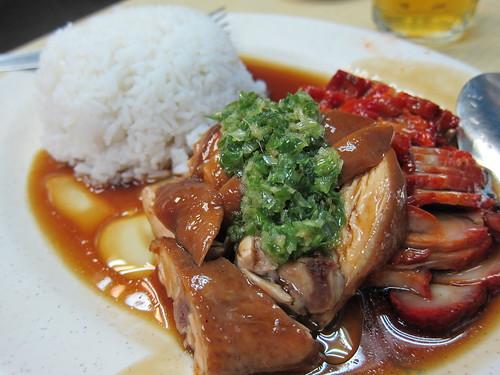 Wai Ying: Asado / Soy Chicken