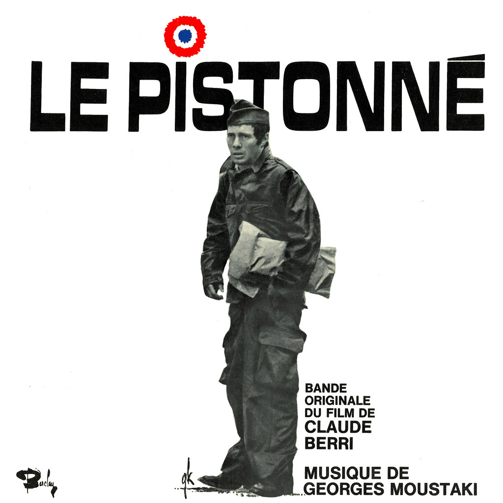 Georges Moustaki - Le pistonné