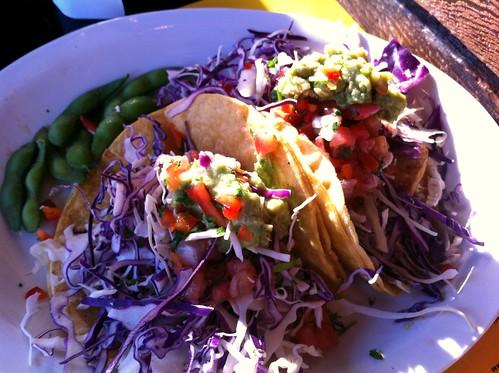 baja surf tacos