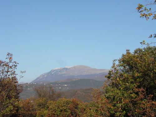 Costabella - Monte Baldo from Luppia