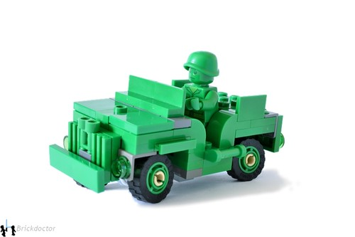 Toy Story Jeep