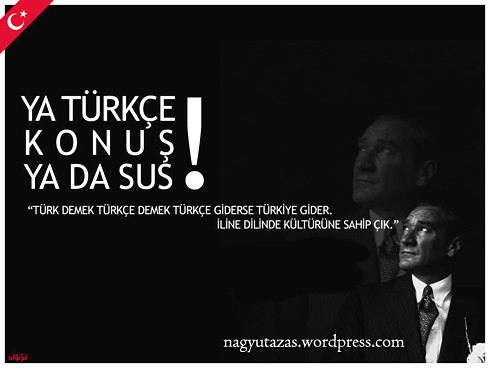 Atatürk poszter