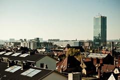 Vue sur Bruxelles