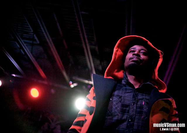 Danny Brown @ The Firebird