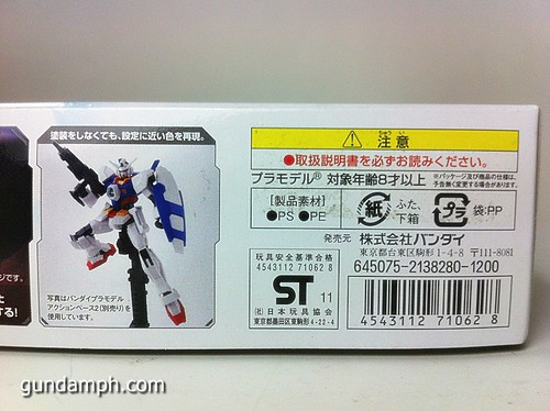 1 144 HG Gundam AGE-1 Normal Review OOB Build  (8)