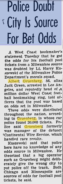 The Milwaukee Sentinel Oct. 12, 1955