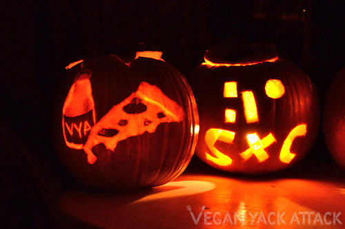 again happy halloween everyone and i hope that you had a great weekend and vegan mofo stay safe and eat lots of vegan treats i will probably just stuff