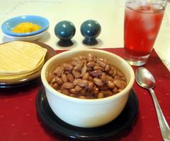 Beans for Dinner