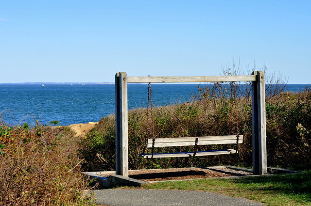 view from Montauk Point