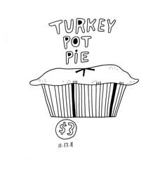 11.17.11 / Turkey Pot Pie
