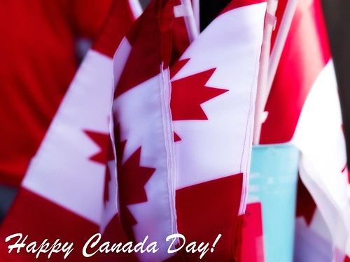 Happy Canada Day! by Sharon's Shotz (Gangie)