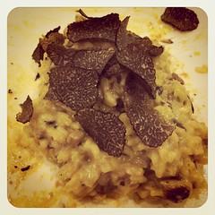 Porcini Risotto with Australian Black Truffles