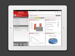 Oracle Fusion Tap - Project Portfolio Management