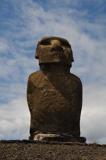 Tongariki Moai