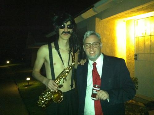 Sax Man & Doctor Werner