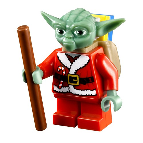 Santa Yoda