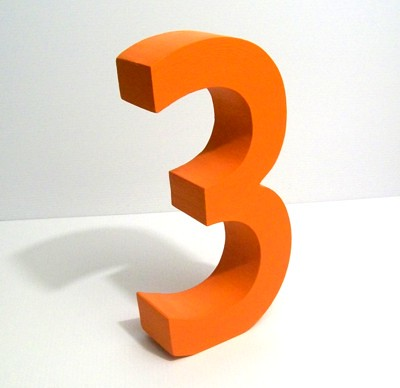 3d-orange-3 by Signmakersuk