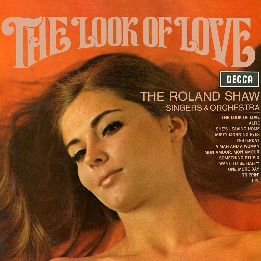 Roland Shaw - The Look of Love
