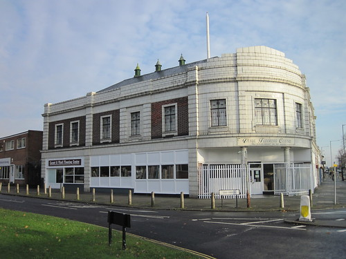 Stockton Co-operative Society, Billingham